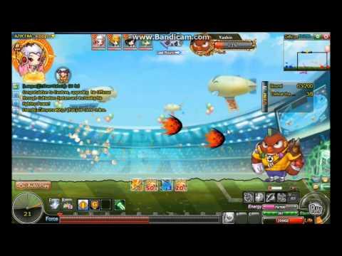 DDTank Xeronn World Cup Difficult S3