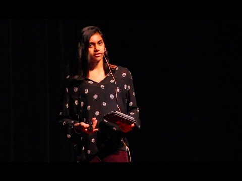 The Oil And Water of Education (A Student's Perspective on Art in STEM) | Shilpa Rao | TEDxLAHS