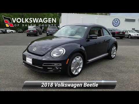 Certified 2018 Volkswagen Beetle SE, Monroeville, NJ P712322