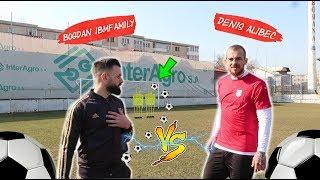 Bogdan IBMFamily VS Denis Alibec (FOTBAL CHALLENGE)