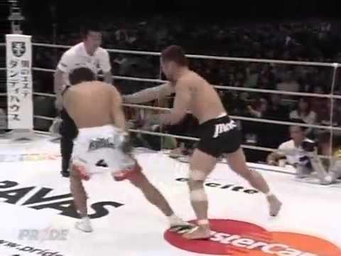 Takanori Gomi vs Hayato Sakurai - Pride Shockwave 2005
