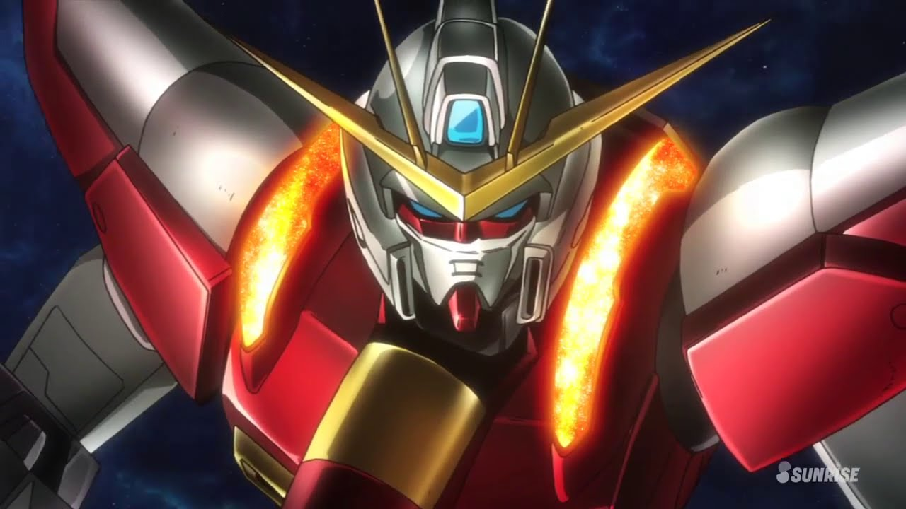 Gundam Build Fighters Try Episode