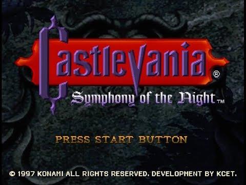 PSX Longplay [383] Castlevania Symphony of the Night