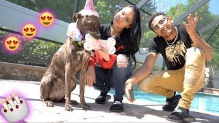HALO'S 1ST BIRTHDAY ❤️   COME FURNITURE SHOPPING WITH US!!!