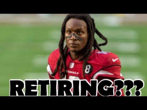 DeAndre Hopkins considering retirement after recent NFL news