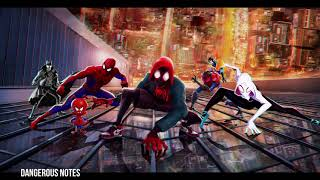 Spider man into spider verse - Movie Songs Compilation