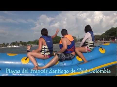 """Playas del Francés Santiago de Tolú Colombia """"adelmotrujillo@hotmail.com"""""""
