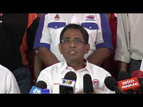 4.2.2016 - Sidang Media - Lawatan Lokaliti Di Apartment Seri Cempaka, Seksyen 16, Bandar Baru Bangi