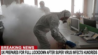 BREAKING: THOUSANDS OF PEOPLE TESTED IN LONDON FOR WUHAN SUPER VIRUS - NEW SUPER SPREADER DOOMS UK