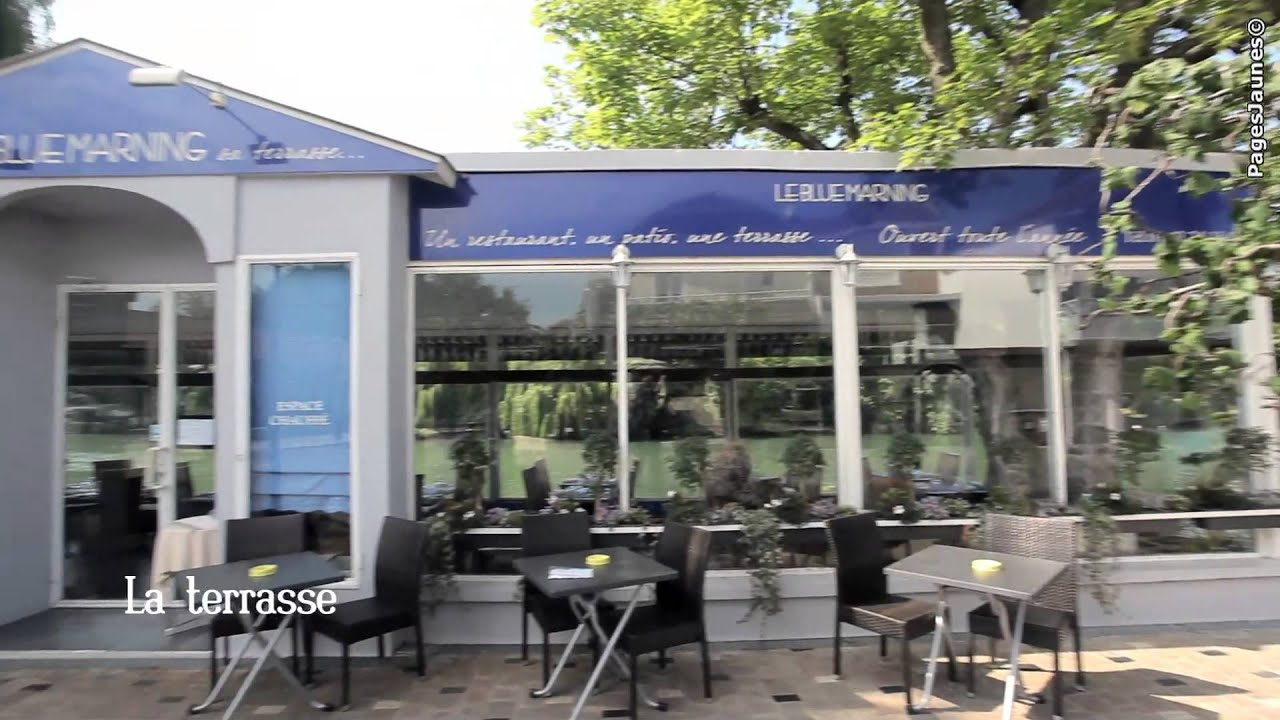 le blue marning restaurant le perreux sur marne dans le val de marne youtube. Black Bedroom Furniture Sets. Home Design Ideas