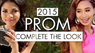 Get Ready for Prom 2015 with Mylifeaseva & Teala Dunn