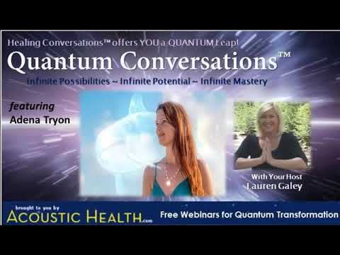 Stella Maris Speaks: Light Messages from the Dolphins  with Adena Tryon / Quantum Conversation
