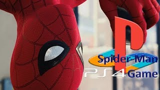 Spider-Man PS4 Game (Homecoming) Part 1