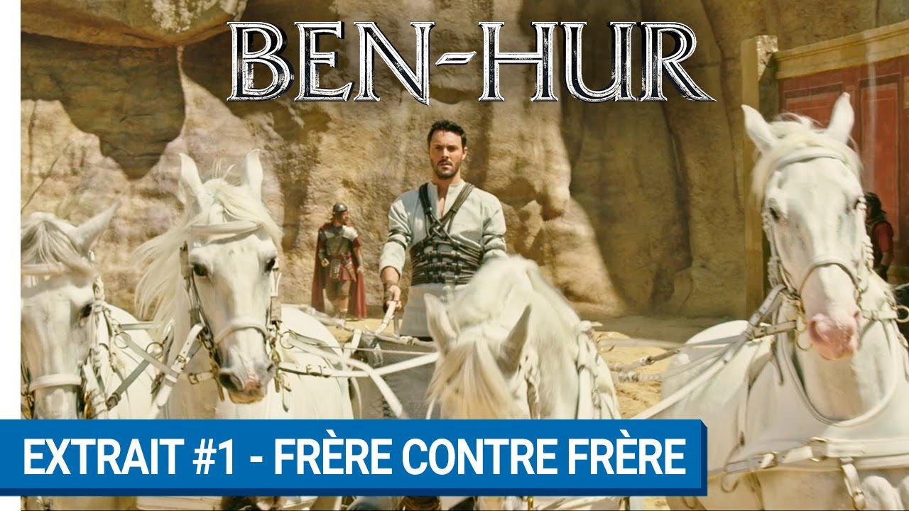 BEN-HUR - Extrait #1 : Frère contre frère (VOST)