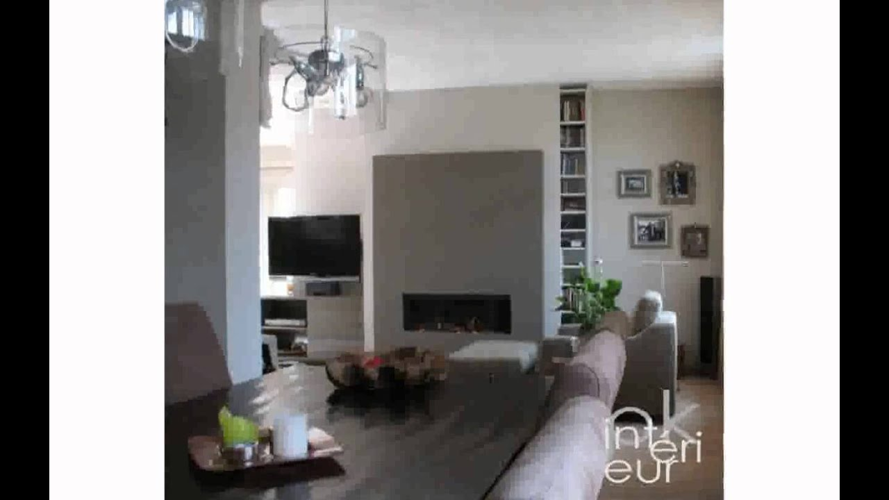 decoration interieure salon - youtube