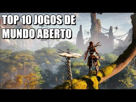 TOP 10 JOGOS DE MUNDO ABERTO INCRÍVEIS PARA ANDROID 2017