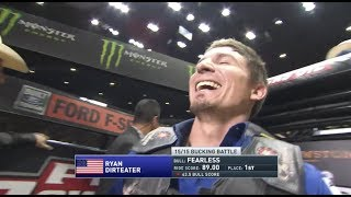 Ryan Dirteater Becomes 1st Rider to Conquer Fearless | 2019 Albuquerque