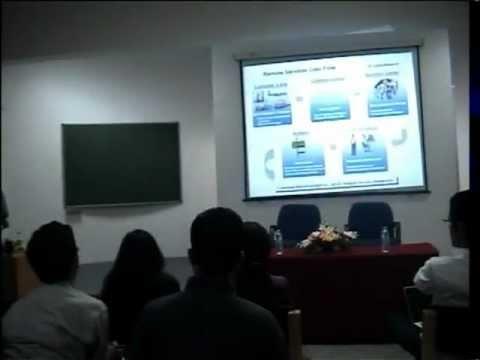 ISiM Special Lecture by Dr. Abhinanda Sarkar Principal Scientist GE Bangalore Part 2
