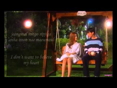 Lumin, T.O (M.Pire) - Love Sick (Hotel King OST) (Lyrics/Rom/Eng)