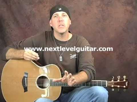 Guitar lesson learn how to change chords and strum with strum ...