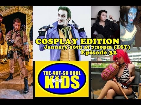 The Not So Cool Kids Podcast: Episode 32 - YouTube