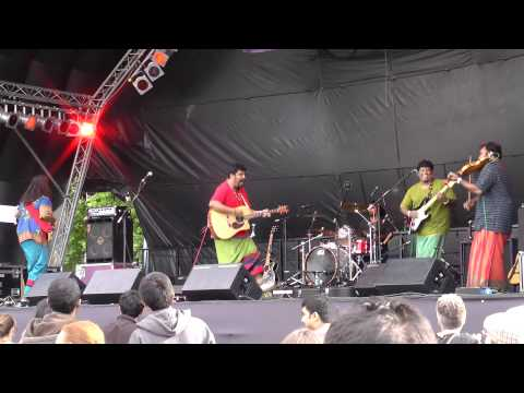 Raghu Dixit - Mumbai, Waiting for a Miracle - Cambridge, 10 July 2011