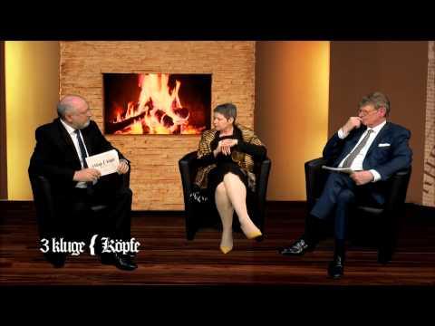 3 kluge Köpfe - mit Simone Menne