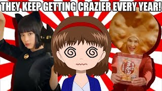 THESE COMMERCIALS ARE GETTING CRAZIER! - Lets Watch MORE Japanese Commercials
