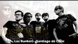 Los Bunkers - Los Archivos Del Cardenal - Santiago de Chile