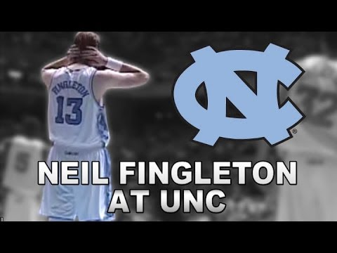 Game of Thrones Giant Plays Basketball at UNC