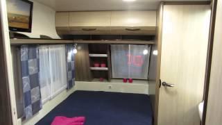 Snapvideo: Hobby De Luxe Easy 400 SFe (2014 modell)