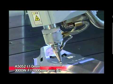 Mitsubishi VZ10 Series 3D Laser Cutting Systems