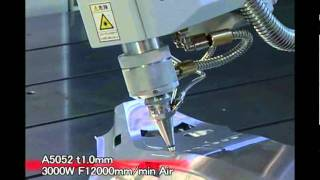 видео Laser Cutting Systems