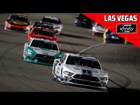 Full Race Replay: Boyd Gaming 300   NASCAR Xfinity Series From Las Vegas Motor Speedway