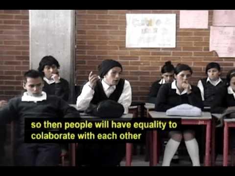 Diary of a Colombian School Teacher