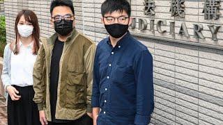 Hongkongs Demokratie-Aktivisten müssen in Haft