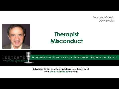 Therapist Misconduct