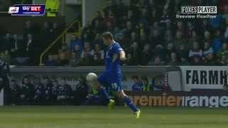 Highlights: Burnley 0-2 Leicester City