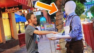Funniest Mannequin Scare Prank on Youtube!