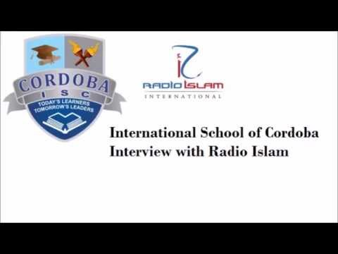 International School of Cordoba Interview with Radio Islam