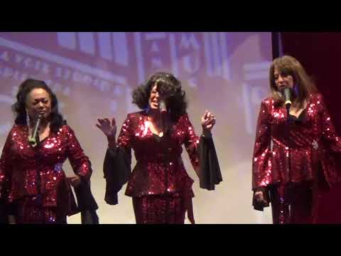 Scherrie & Susaye, Formerly of The Supremes LIVE! 12/03/2017