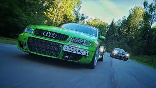 900 л.с. GT-R vs. 800+ л.с. Audi RS4. Обзор моего Kawasaki