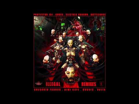 Microchip Terror - Illegal Experiments (COGEX Remix)