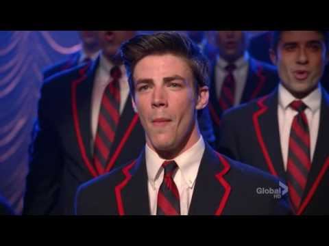 Glee warblers,Stand and Glad you came songs