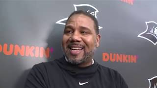 Providence Head Coach Ed Cooley on NIT, Facing Arkansas