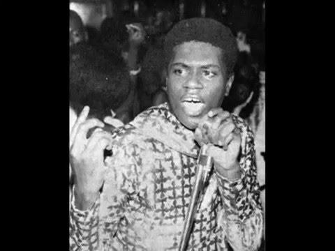 Geraldo Pino & The Heartbeats - Africans Must Unite