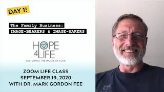 Mark Gordon Fee at Hope4Life