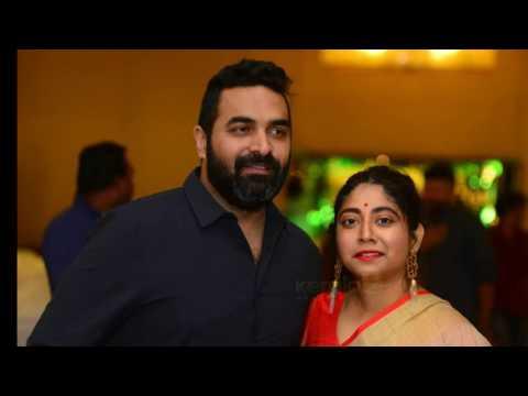 Gopi Sunder with Abhaya Hiranmayi
