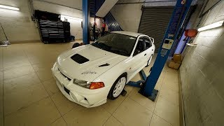 IS THE EVO 4 TOO RUSTY FOR RESTORATION?!!