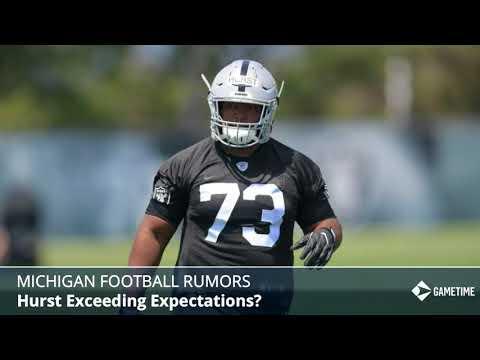 Michigan Football Rumors: Quavaris Crouch, Rashan Gary's Goals & Shea Patterson Starting QB?
